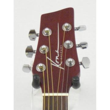 2013 martin guitar accessories Kona martin guitar K216TRE martin strings acoustic Transparent martin acoustic guitar Red guitar strings martin Acoustic Electric Dreadnought Guitar