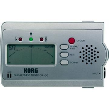 Korg Guitar and Bass Tuner By Cecilio