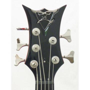 Diamond Guitars IM5ST-TCH Imperial 5-String Bass Guitar Trans Cherry