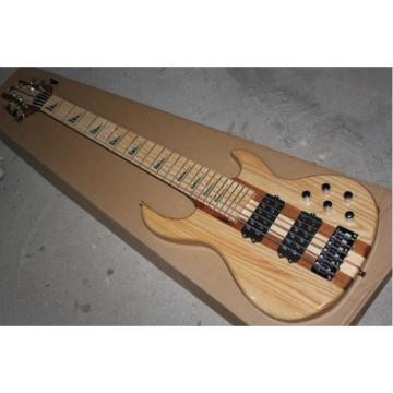 Custom Shop Washburn 6 String One Piece Neck Through Body Bass