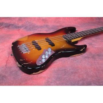 Custom Shop Vintage Relic Jaco Pastorius Jazz Bass