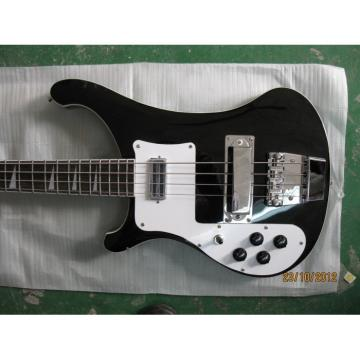 Custom Shop Rickenbacker Left Black 4003 Bass