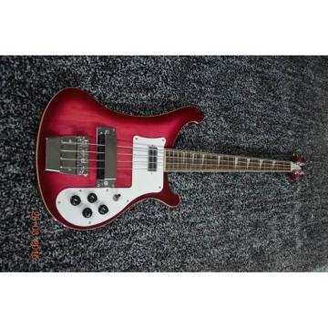 Custom Shop Purple Rickenbacker 4003 Electric Bass