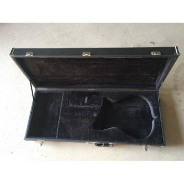 Custom Shop Rickenbacker 330 Jet Black Guitar
