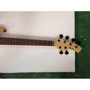Custom Shop Passive Pickups Bongo Music Man Natural 6 Strings Bass