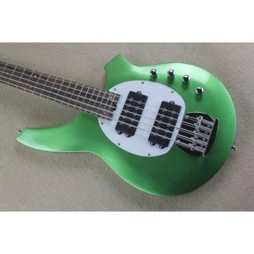 Custom Shop Passive Pickups Bongo Music Man Green 5 Strings Bass