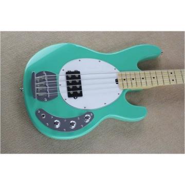 Custom Shop Music Man Teal Color 4 String Ernie Bass