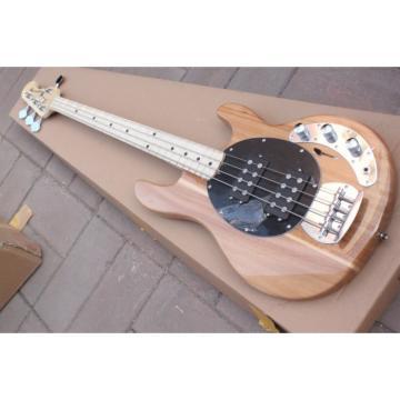 Custom Shop Music Man Natural Electric Bass