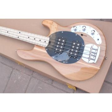 Custom Shop Music Man Sabre Electric Bass Natural