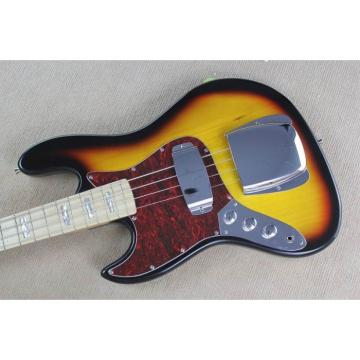 Custom Shop Left Handed Fender Marcus Miller Signature 4 String Bass