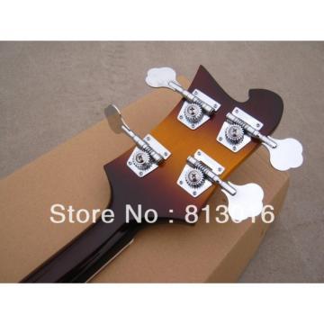 Custom Rickenbacker 4001 Tobacco Burst Bass