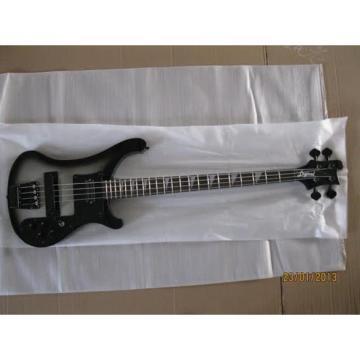Custom Rickenbacker 4001 Jetglo Silver Bass