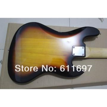 Custom Built Left Handed Fender Marcus Miller Signature Jazz Bass