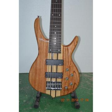 Custom Shop 6 String Superb Natural Smith Bass