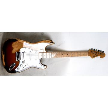 The Top Guitars Brand Aged ST GL Design Electric Guitar