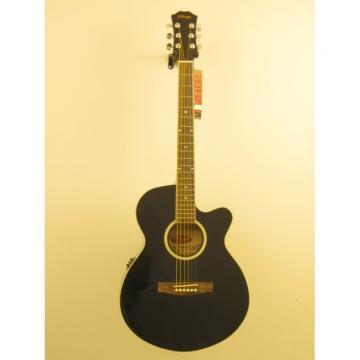 Stagg SW206CBB-BK Acoustic Electric W/BBAND Electronics