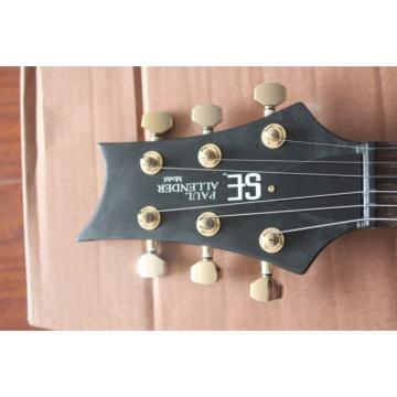 Custom Paul Reed Smith Purple Design C Guitar