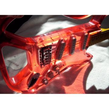 Phantom Red Logical Electric Guitar