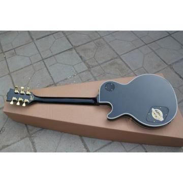 Les Custom Electric Guitar Black Beauty