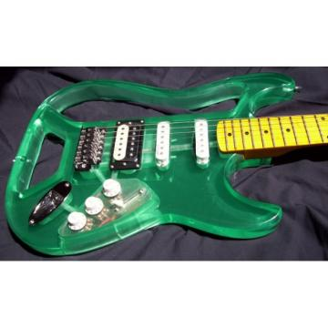 Ghost Green Logical Electric Guitar