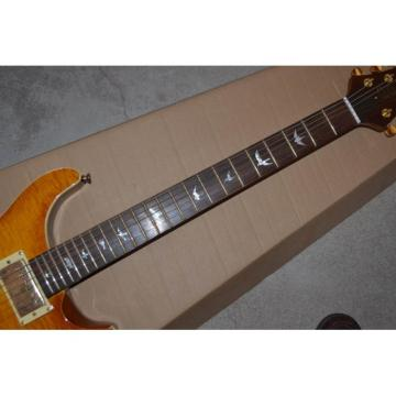 Custom 24 Paul Reed Smith Sunburst Electric Guitar