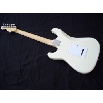 Custom Tokai White Electric Guitar