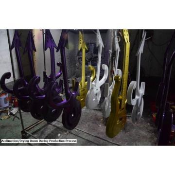 Custom Shop Blue Prince 6 String Cloud Electric Guitar Left/Right Handed Option