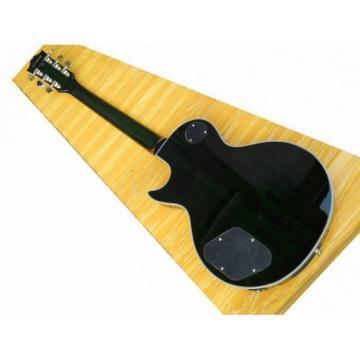 Custom Shop Tiger Maple Top Green Electric Guitar
