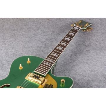 Custom Shop The Goal Is Soul Gretsch Green Jazz Electric Guitar