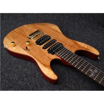 Custom Shop Suhr Koa 6 String Electric Guitar