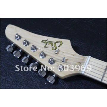 Custom Shop Suhr Natural Electric Guitar