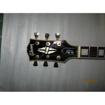Custom Shop Spalted Maple Dead Wood LP Electric Guitar