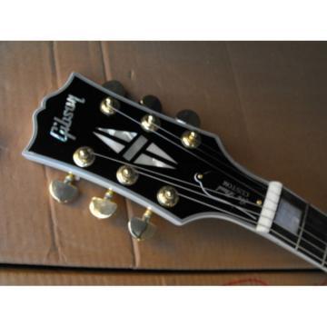 Custom Shop SG White Electric Guitar
