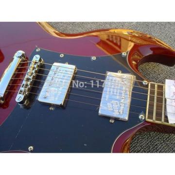 Custom Shop SG Angus Heritage Cherry Standard 4 String Electric Guitar