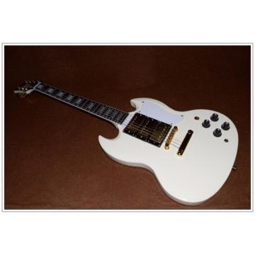 Custom Shop SG Custom Reissue VOS Electric Guitar Classic White