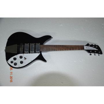 Custom Shop Rickenbacker 325C64 Jetglo Electric Guitar
