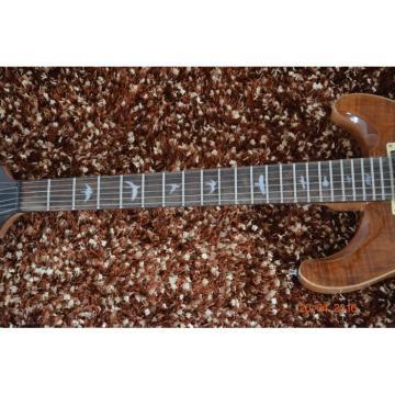 Custom Shop PRS Brown Tiger Maple Top Electric Guitar