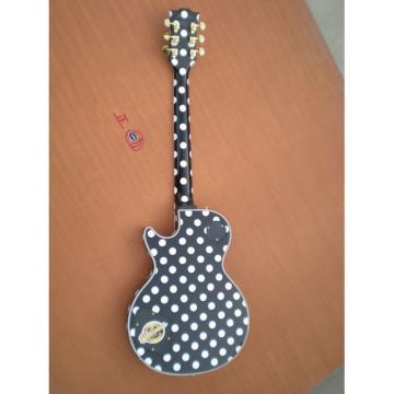 Custom Shop Polkadots LP Electric Guitar