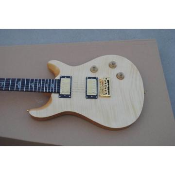 Custom Shop PRS 22 Frets Pearl Cream Maple Electric Guitar
