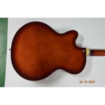 Custom Shop Nashville Country Brown Electric Guitar