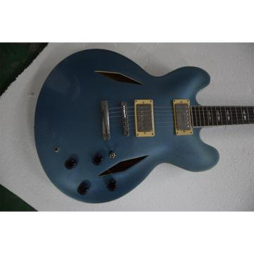 Custom Shop LP Dave Grohl Pelham Blue DG335 Electric Guitar