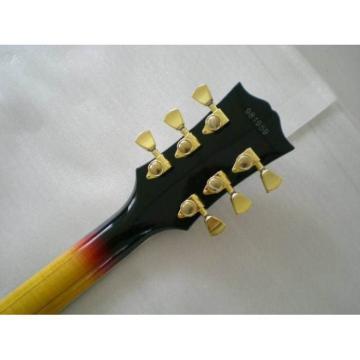 Custom Shop LP Byrdland Sunburst Electric Guitar