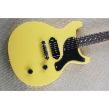 Custom Shop LP Billie Joe Armstrong Junior Special TV Yellow Electric Guitar