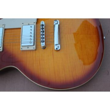Custom Shop guitarra VOS Iced Tea Electric Guitar