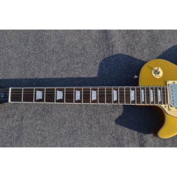 Custom Shop Left Handed Gold Top Electric Guitar