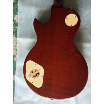 Custom Shop Jimmy Page Tiger Maple Top VOS Electric Guitar