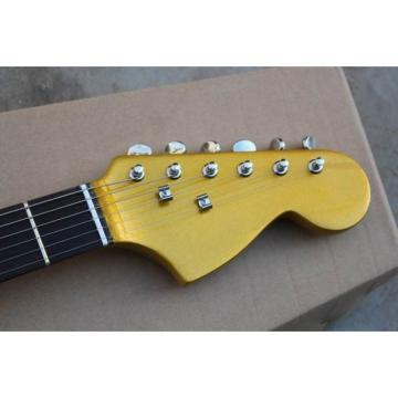 Custom Shop Jason Becker Jaguar Gold Electric Guitar