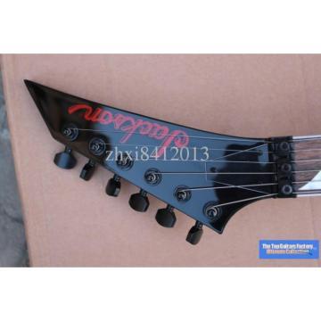 Custom Shop Jackson KE2 Red Electric Guitar