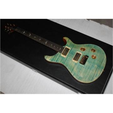 Custom Shop Green Paul Reed Smith Electric Guitar