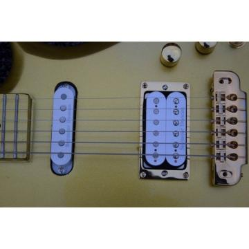 Custom Shop Gold Prince 6 String Cloud Electric Guitar Left/Right Handed Option
